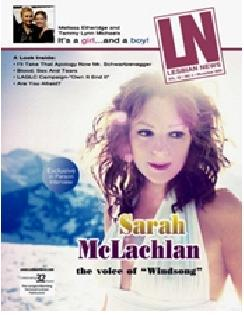 Wish had Is sarah mclachlan a lesbian Very