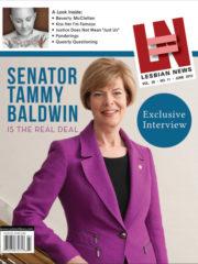 Lesbian News June 2013 Issue