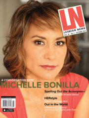 Lesbian News October 2013 Issue