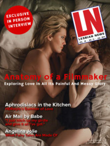 Lesbian News July 2014 Issue
