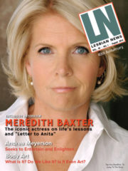 Lesbian News August 2014 Issue