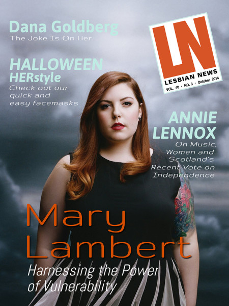 Lesbian News October 2014 Issue
