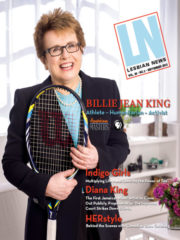Lesbian News September 2013 Issue