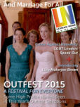 Lesbian News July 2015 Issue