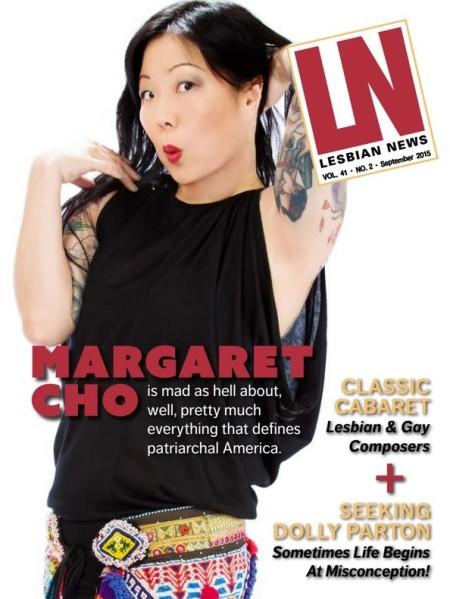 Lesbian News September 2015 Issue