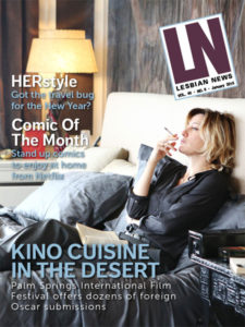 Lesbian News January 2015 Issue