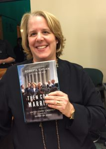 Picture of Roberta Kaplan at LA library