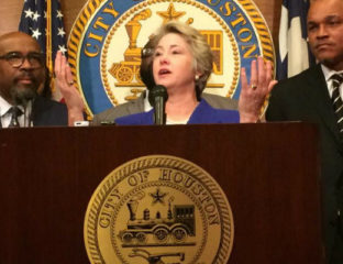 HERO Mayor Annise Parker