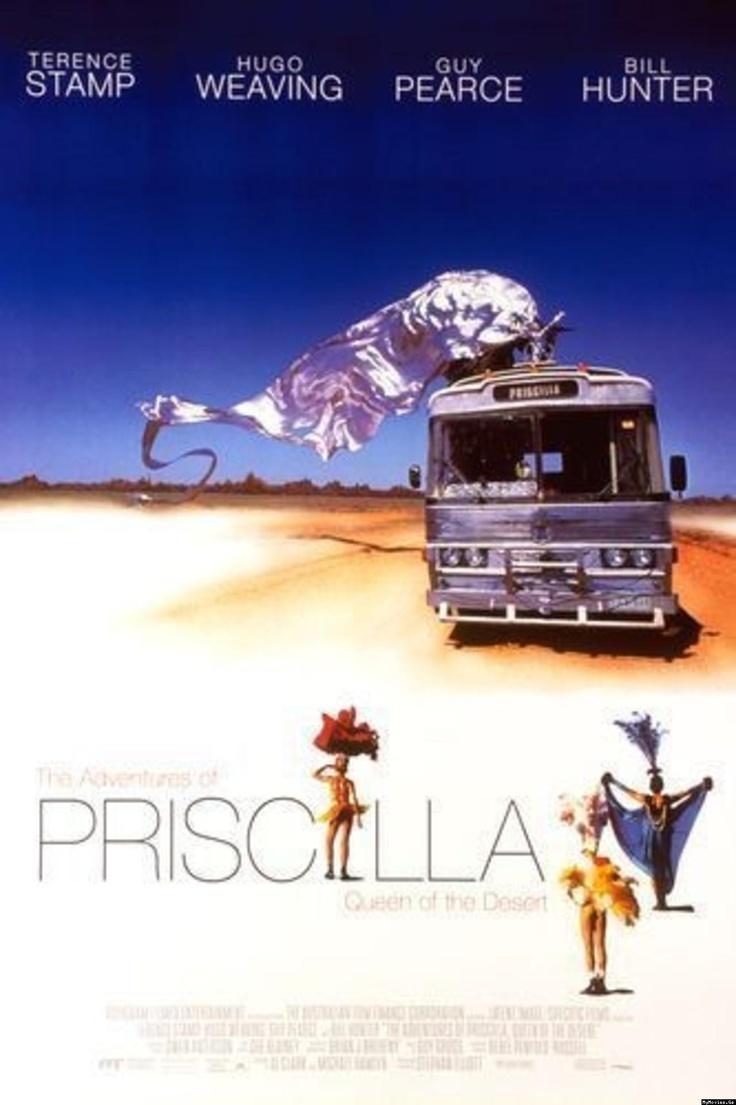 Adventures of Priscilla