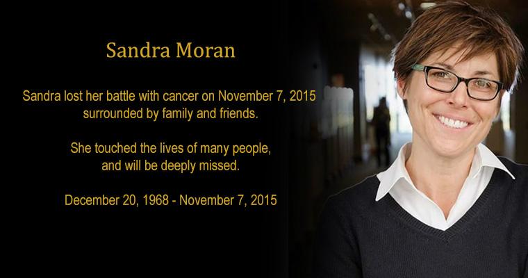 Sandra Moran obit