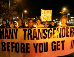 anti-transgender violence