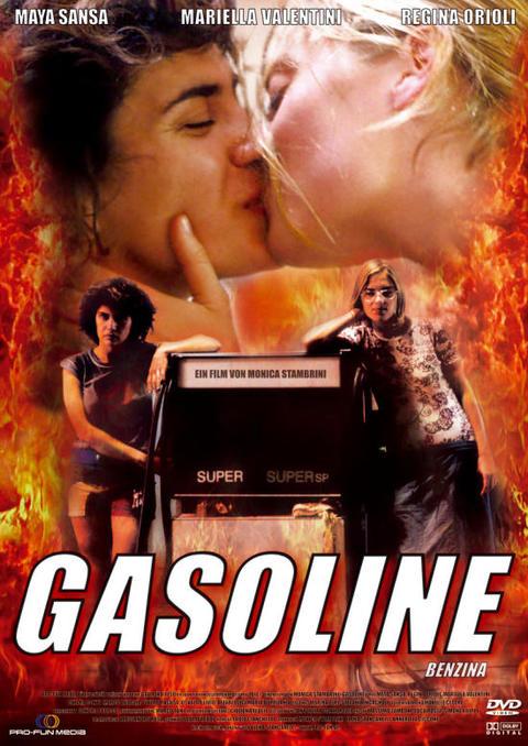 Gasoline poster