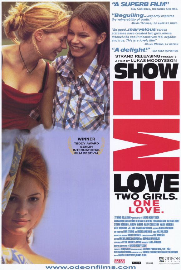 Show me love poster