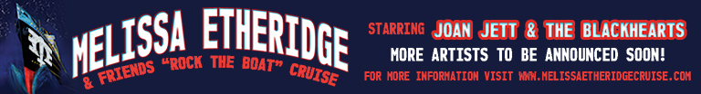 Melissa Etheridge & Friends Rock The Boat Cruise
