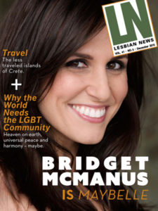 Lesbian News October 2015 Issue
