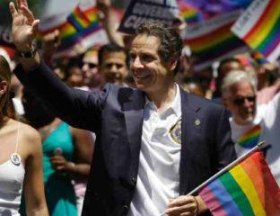 New York transgenders - Gov Andre Cuomo