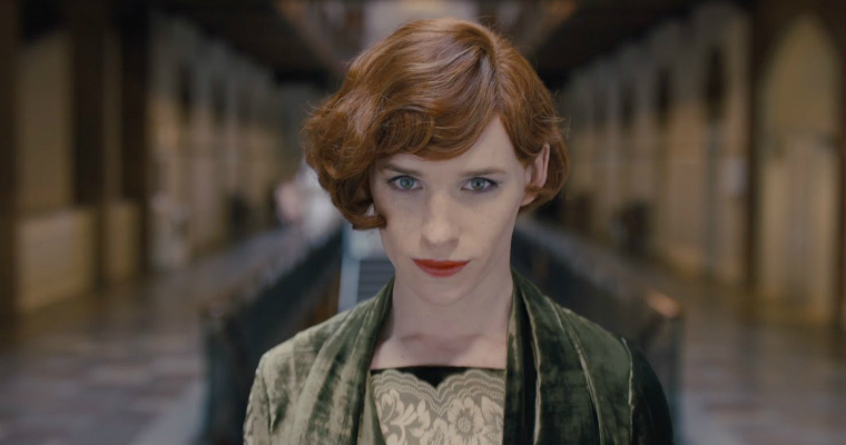 The Danish Girl - GLAAD Media Awards