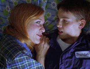 Lesbian film moments
