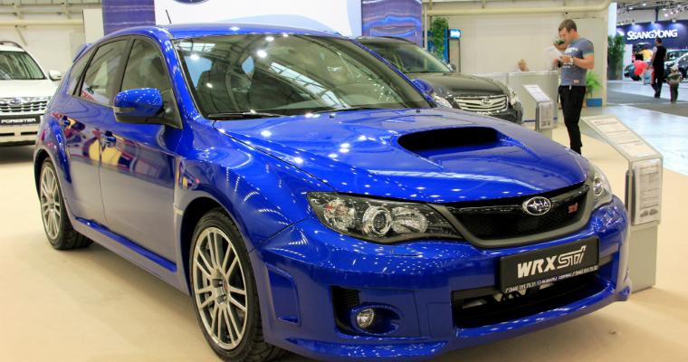 Subaru - lesbians favorite cars