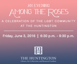 The Huntington Library - An Evening Among the Roses