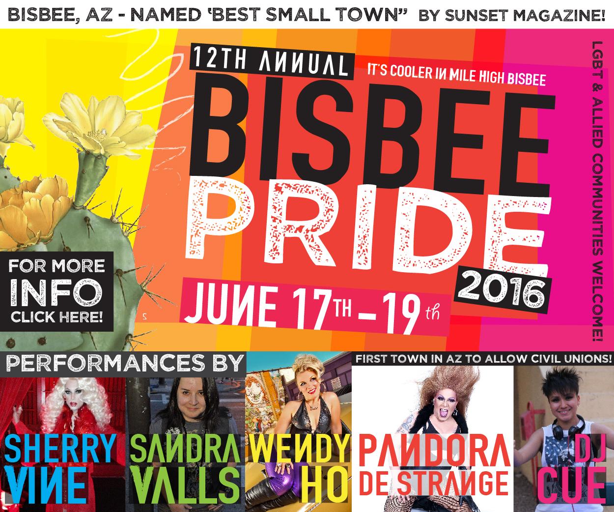 Bisbee Pride 2016