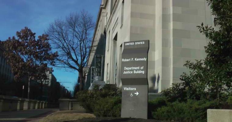 Justice Department slams North Carolina over HB2
