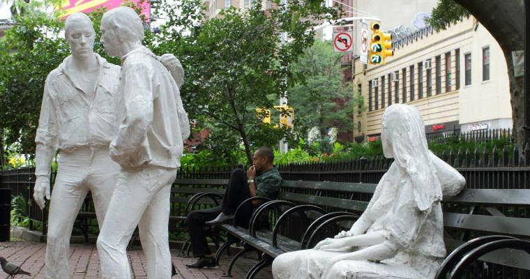 LGBT monuments