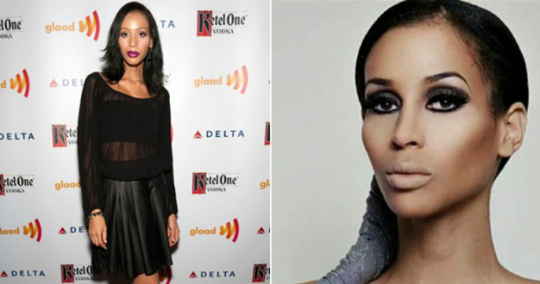 Transgender celebrities - Isis King