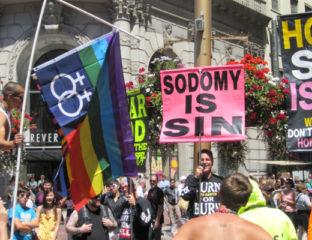 Anti-LGBT people