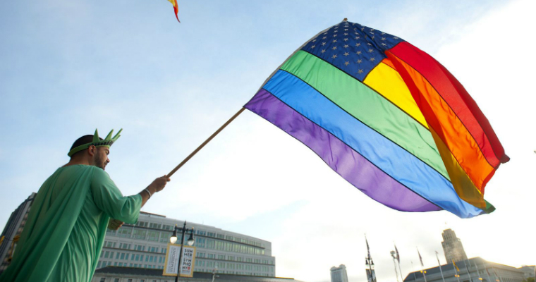 How the LGBT community celebrated Independence Day