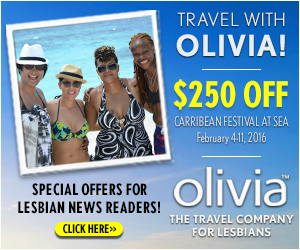 Olivia - The Travel Company For Lesbians