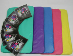 Dental dams - protection during lesbian sex