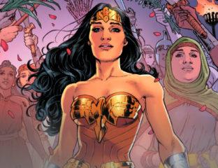 Queer Wonder Woman