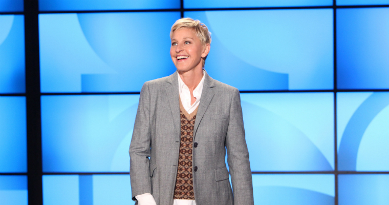 Celebrity lesbian fashion - Ellen DeGeneres