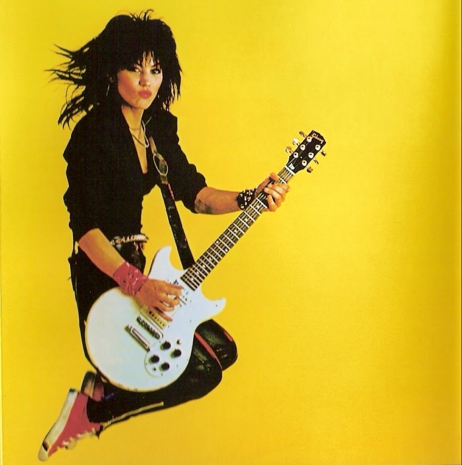 Joan Jett fashion