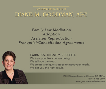 Diane Goodman Law and Mediation Advertisement