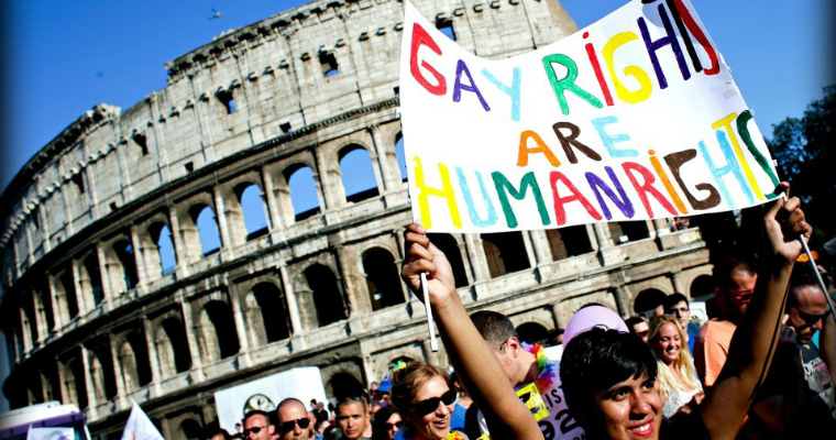 World Human Rights Day - LGBT rights