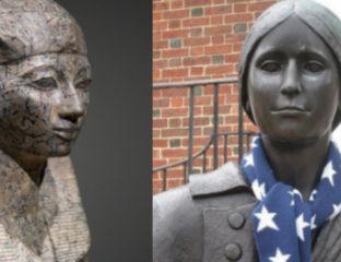 Hatshepsut and Deborah Sampson