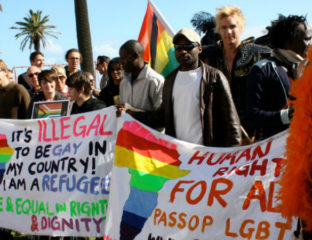 LGBT activists - international