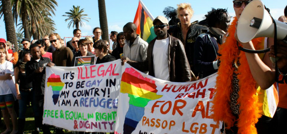 LGBT activists - international