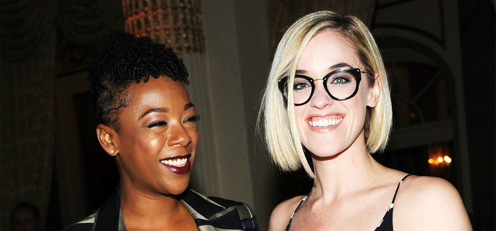 Lesbian celebrity couples
