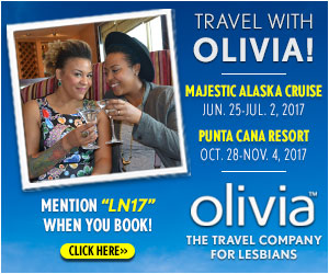 Olivia The Travel Company for Lesbians
