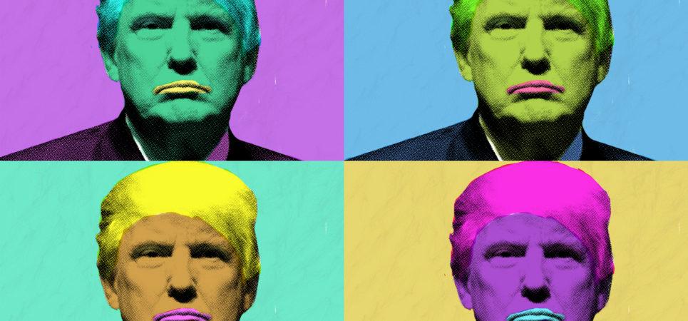 arts funding slash - Donald Trump