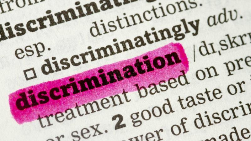 discrimination - LGBT workforce