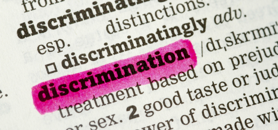 discrimination - LGBT workforce