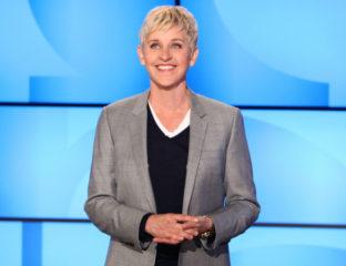 Ellen DeGeneres - 20 years