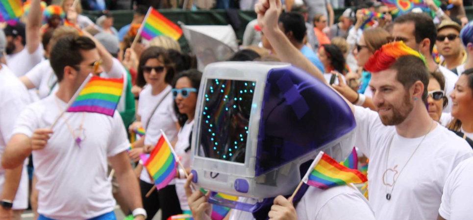 LGBT employees - tech industry