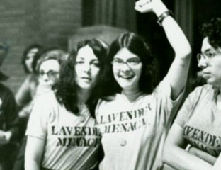 Lavender Menace - Lesbian activist groups