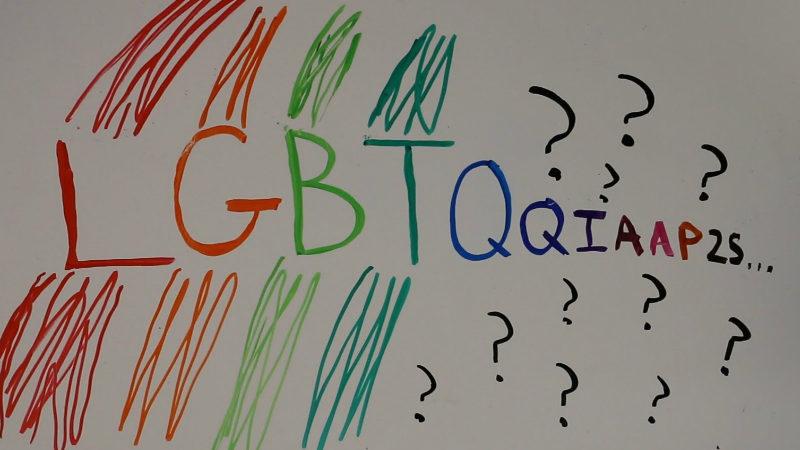 LGBT initialism
