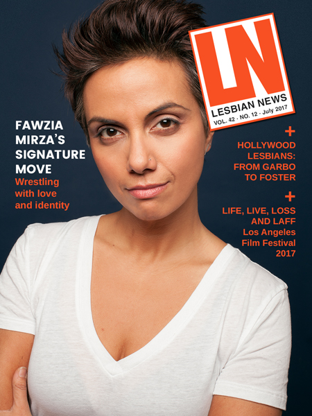 Lesbian News July 2017 Issue